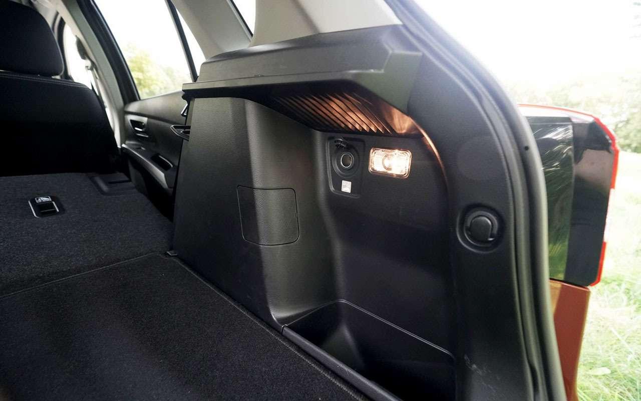 Старший брат: 21 главный вопрос к Suzuki SX4 - фото 1161924