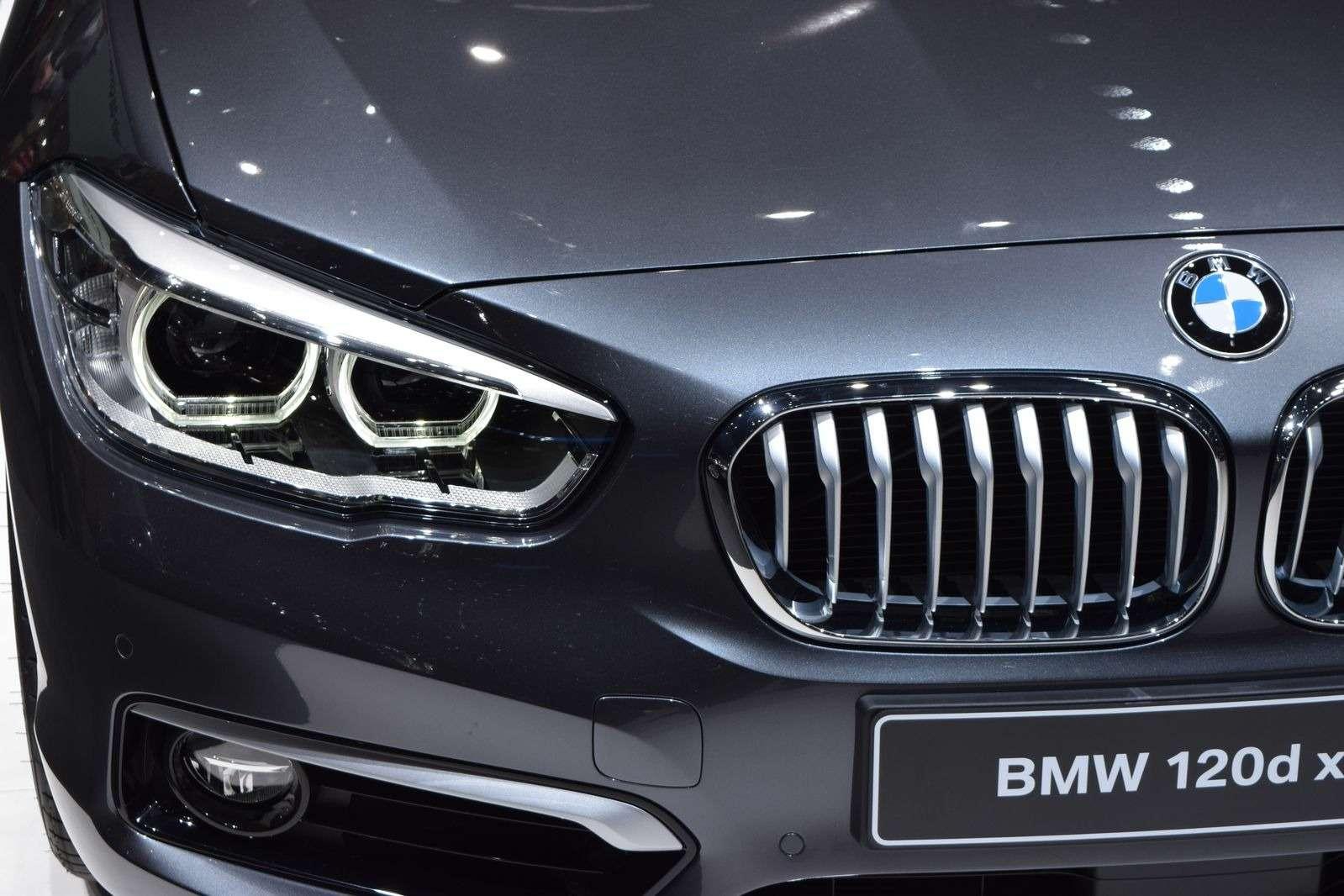 BMWдобавила свежести 1-й серии— фото 369409