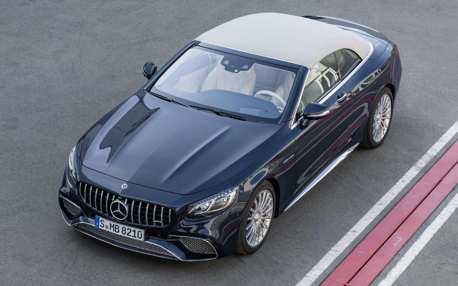 Mercedes-Benz обновил свои самые крутые модели— фото 791062