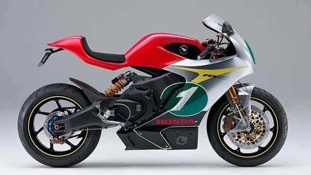 Концепт Honda RC-E