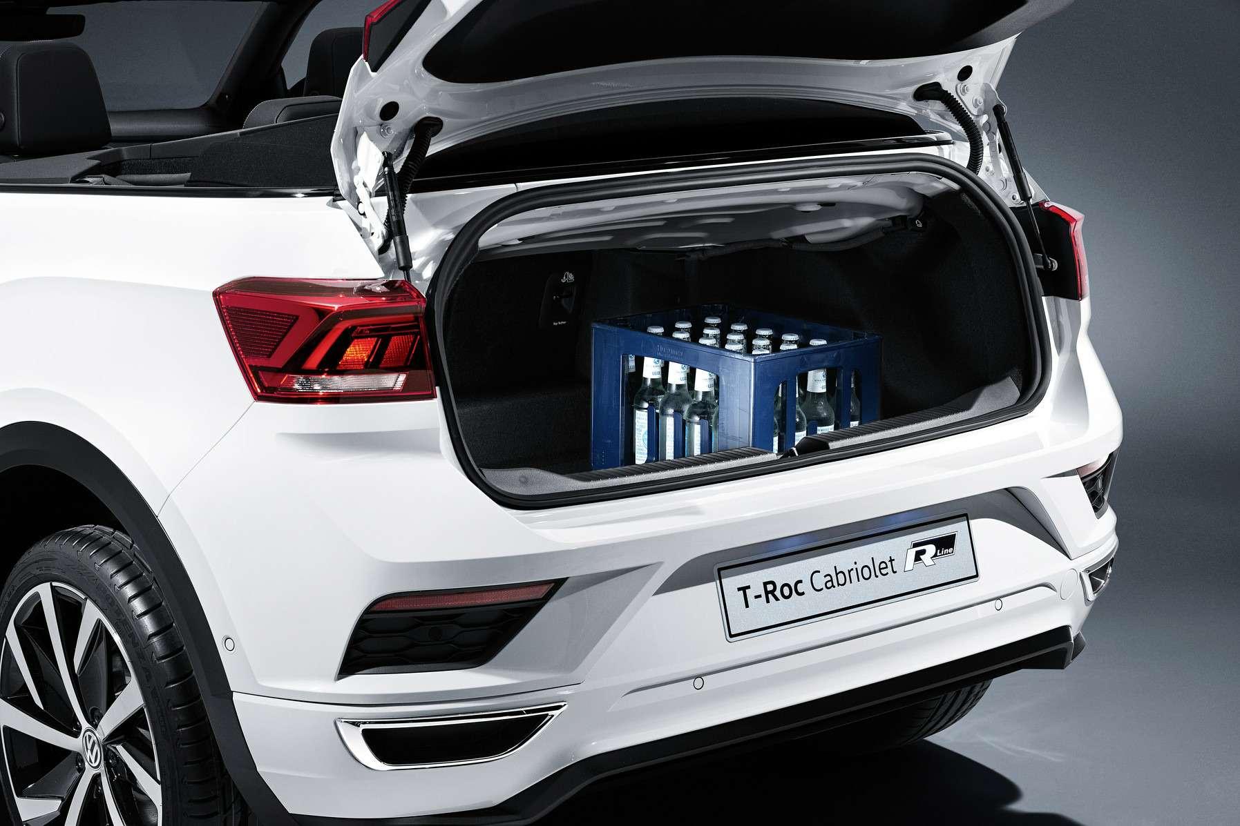 Volkswagen выпустил новый кабриолет. Набазе кроссовера— фото 992997