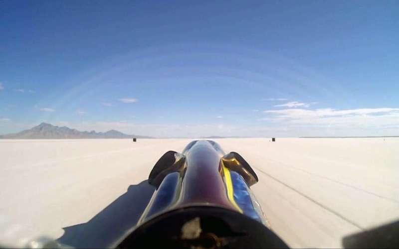 809,5 км/ч: новый рекорд скорости дляавтомобилей