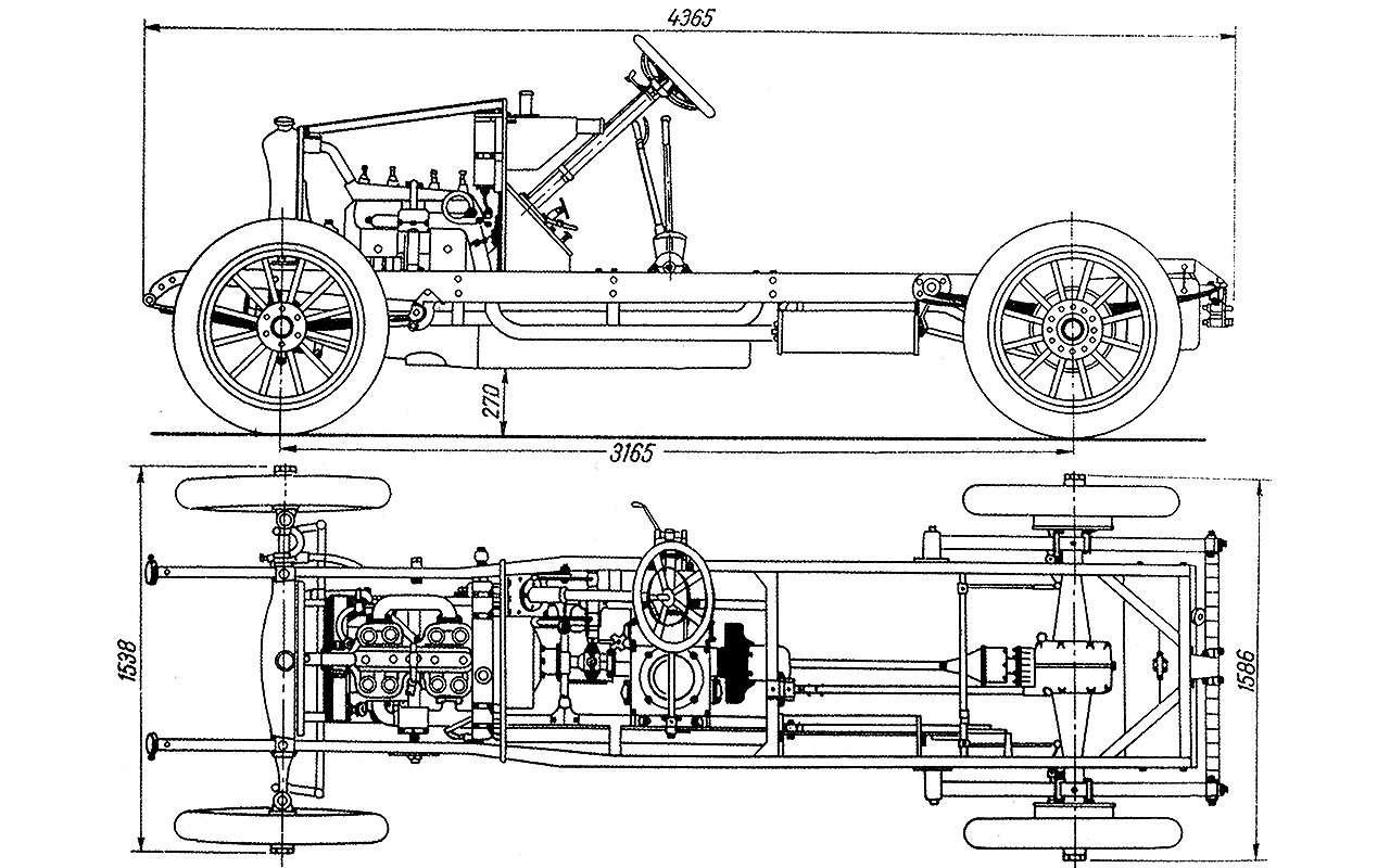Первый серийный российский автомобиль: история Руссо-Балта— фото 1125240