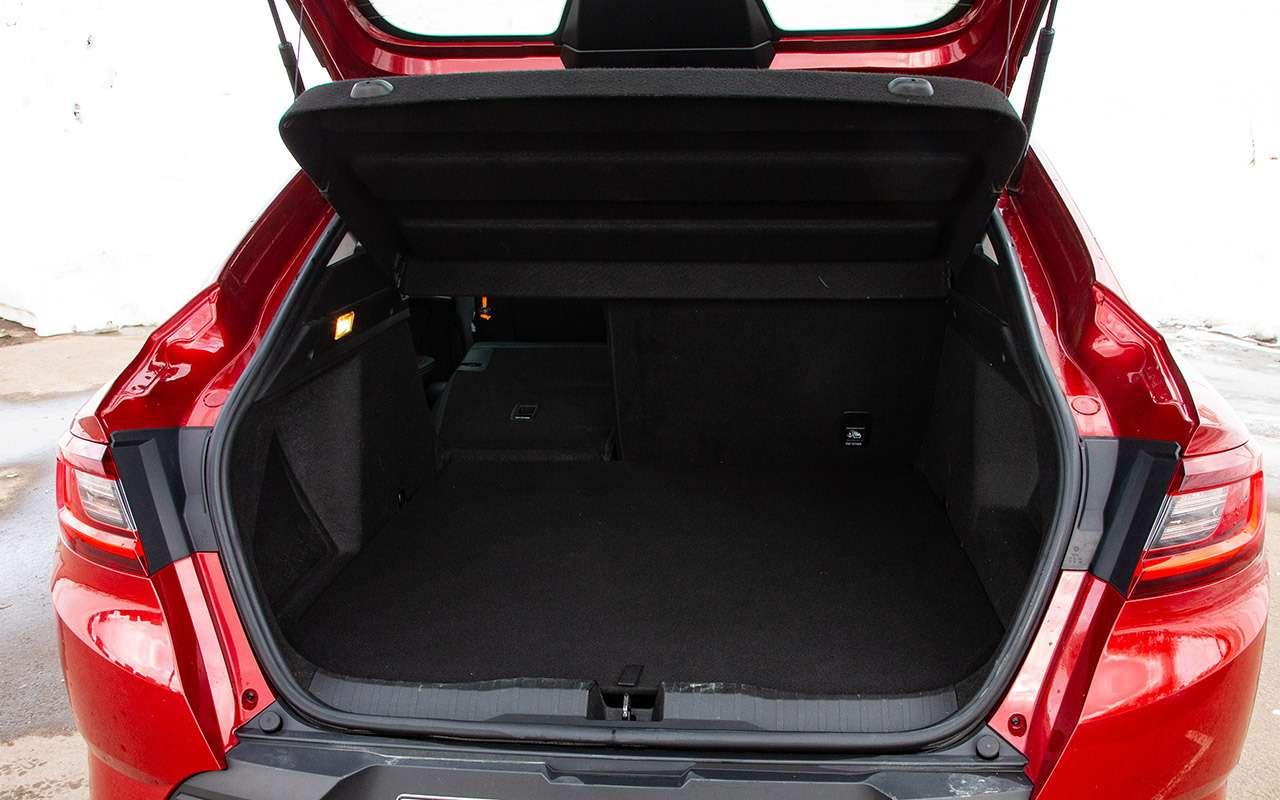Renault Arkana: что вней ненравится владельцам— фото 1241289