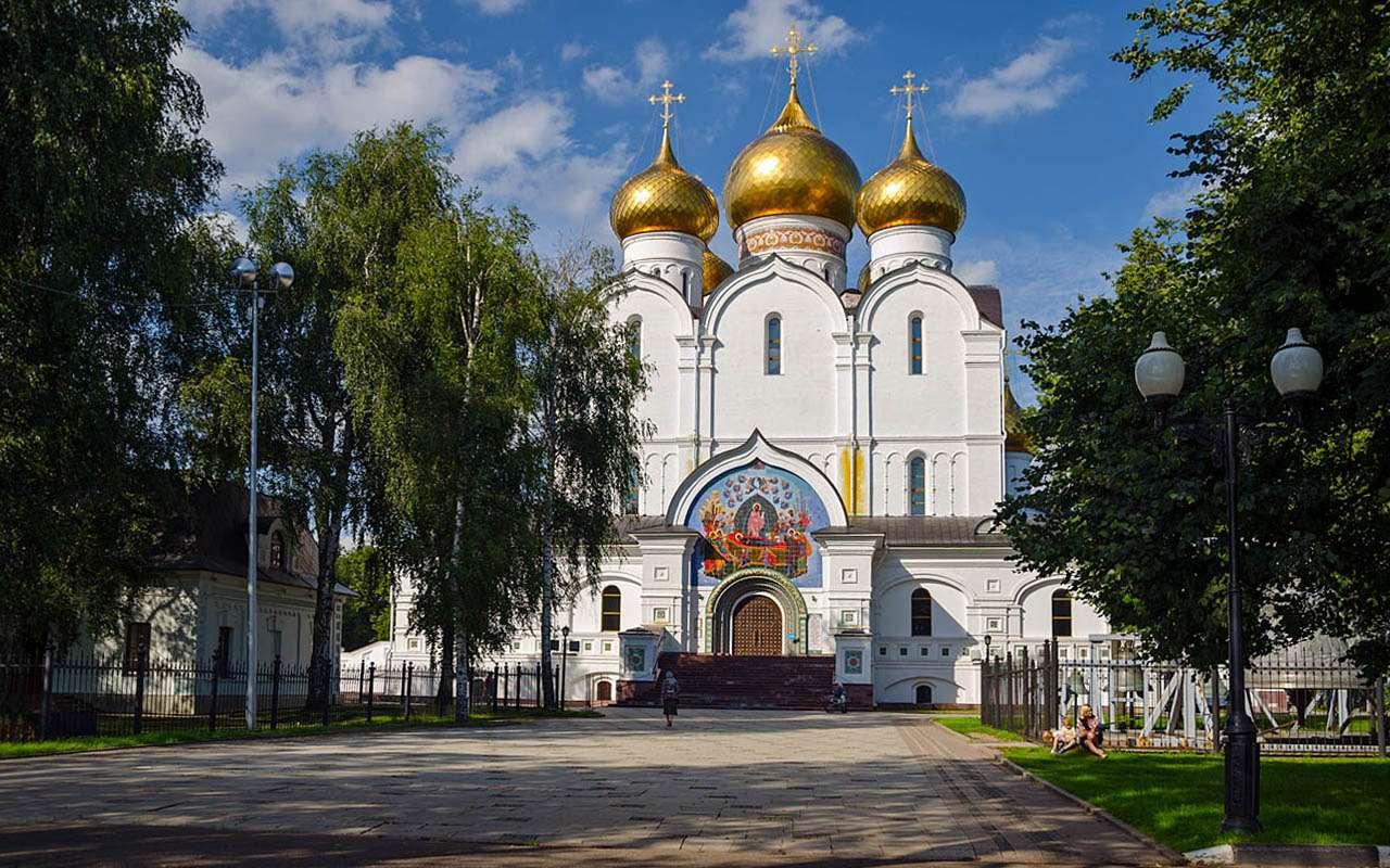 В Ярославль зарулем кроссовера Skoda Kodiaq— фото 818776