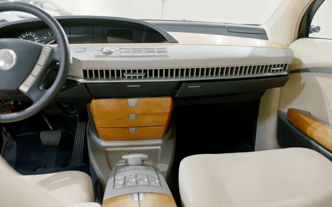 Тайный концепт BMW достали сосклада спустя 25лет— фото 1262467