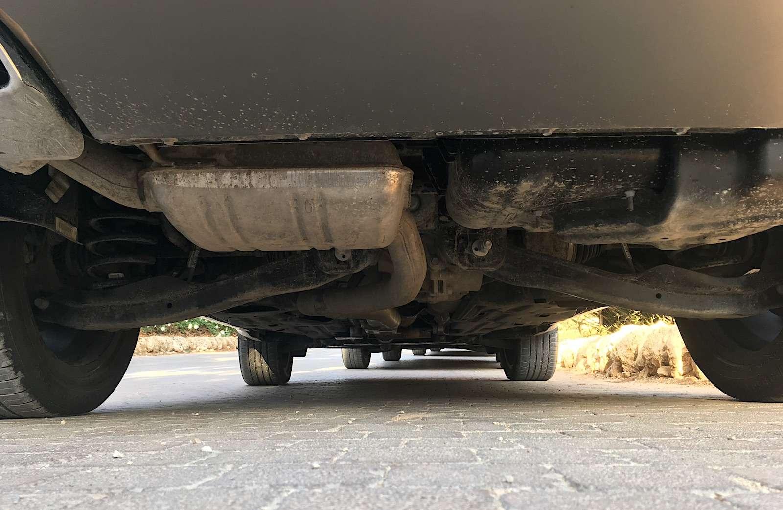 Jeep Cherokee 2019: первый тест-драйв— фото 910010