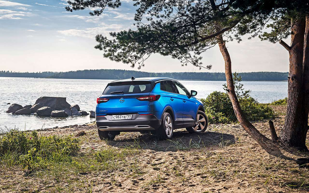 Opel Grandland X— честный иподробный тест-драйв— фото 1240080