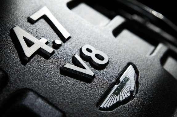 Aston Martin V84.7-liter engine