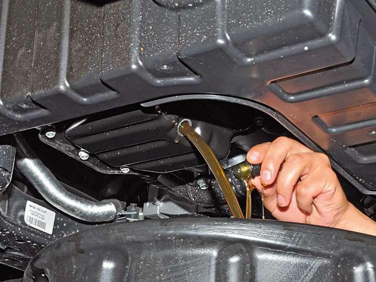 Замена масла в двигателе киа рио 2012 Ремонт акпп ниссан альмера g15