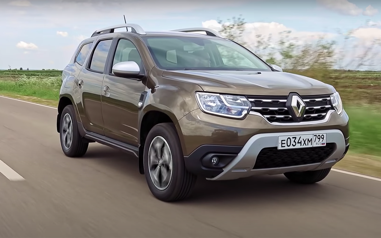 Renault Duster или Hyundai Creta: какой кроссовер подходит именно вам?— фото 1254827