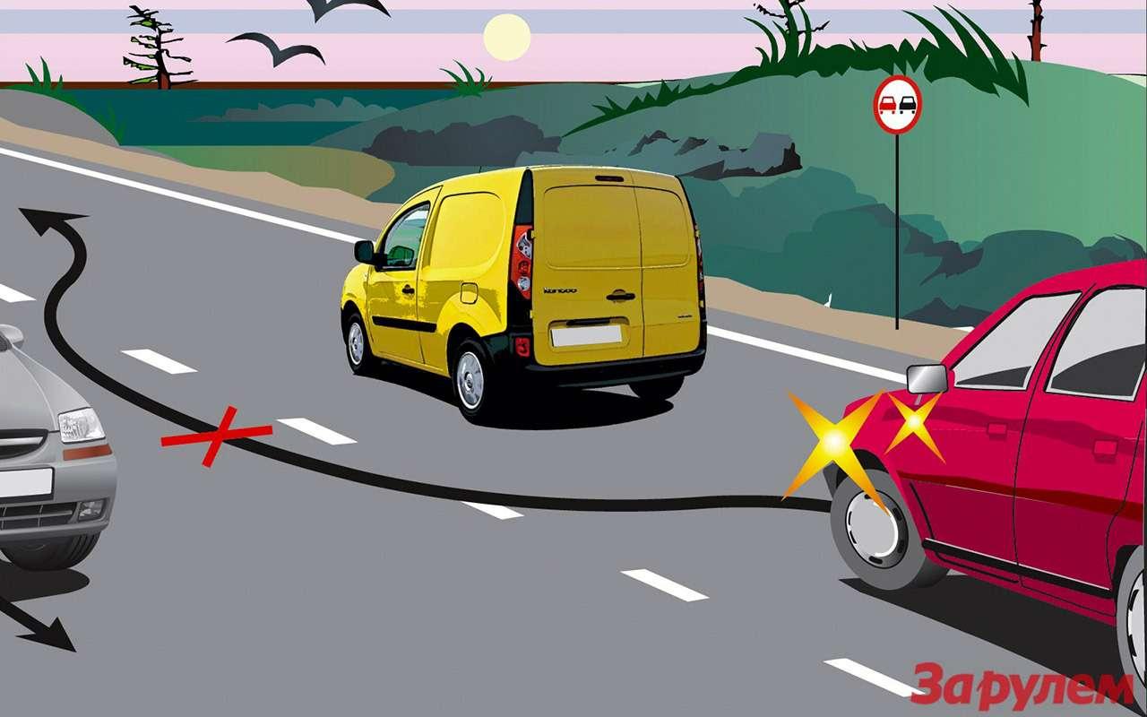 Правила дорожного движения: все изменения (заполвека!)— фото 887378