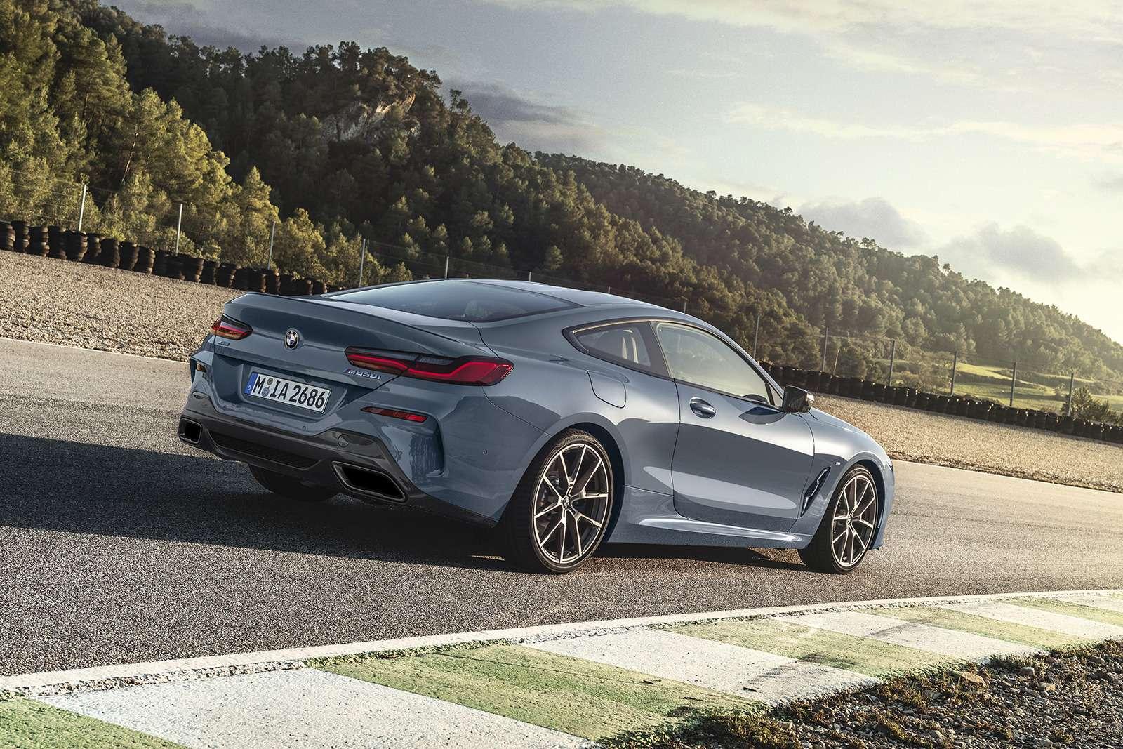 BMW8-й серии. 20лет спустя (почти)— фото 879663