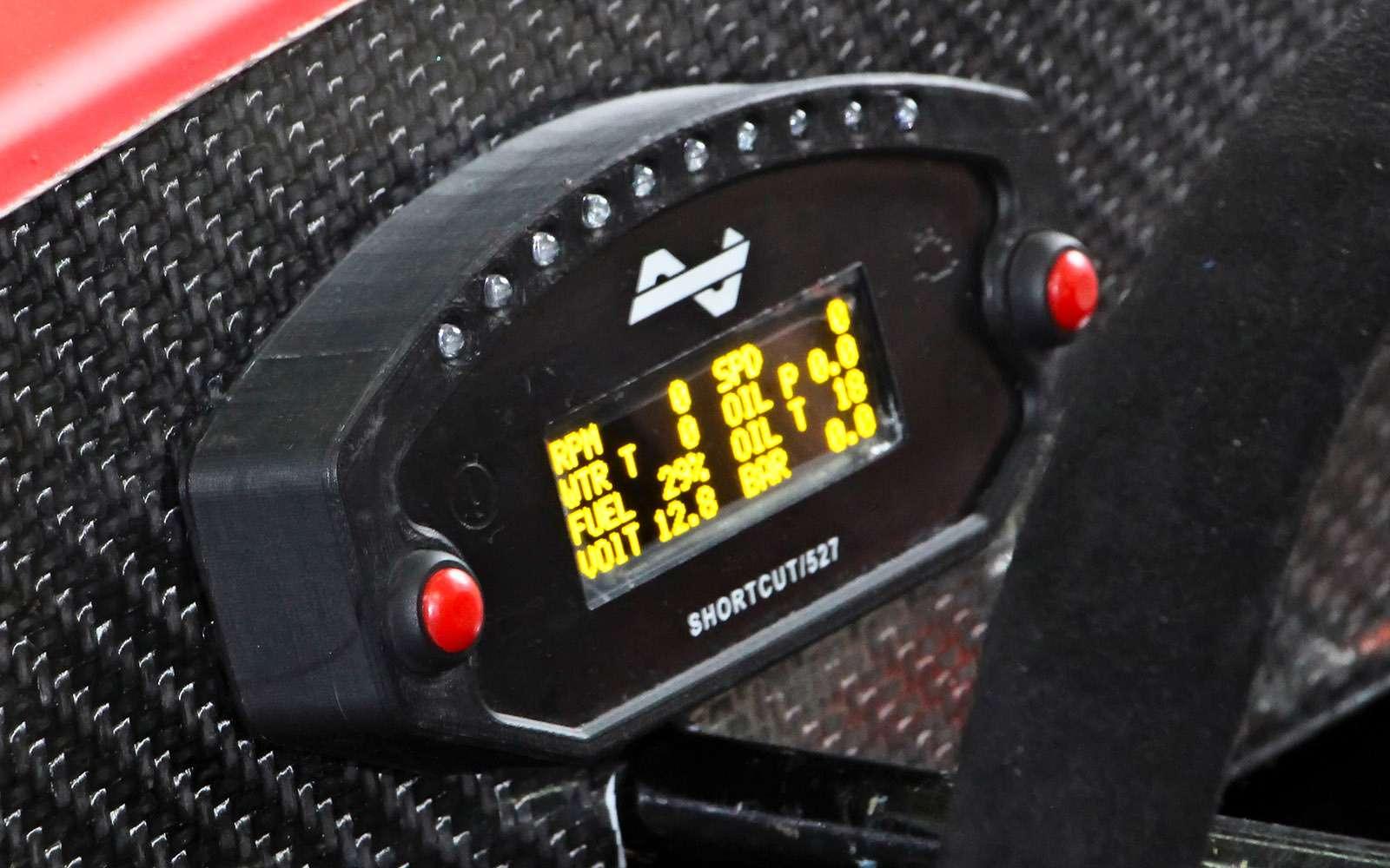 Российский спорткар Shortcut 527с мотором отПриоры. Тест-драйв— фото 779115