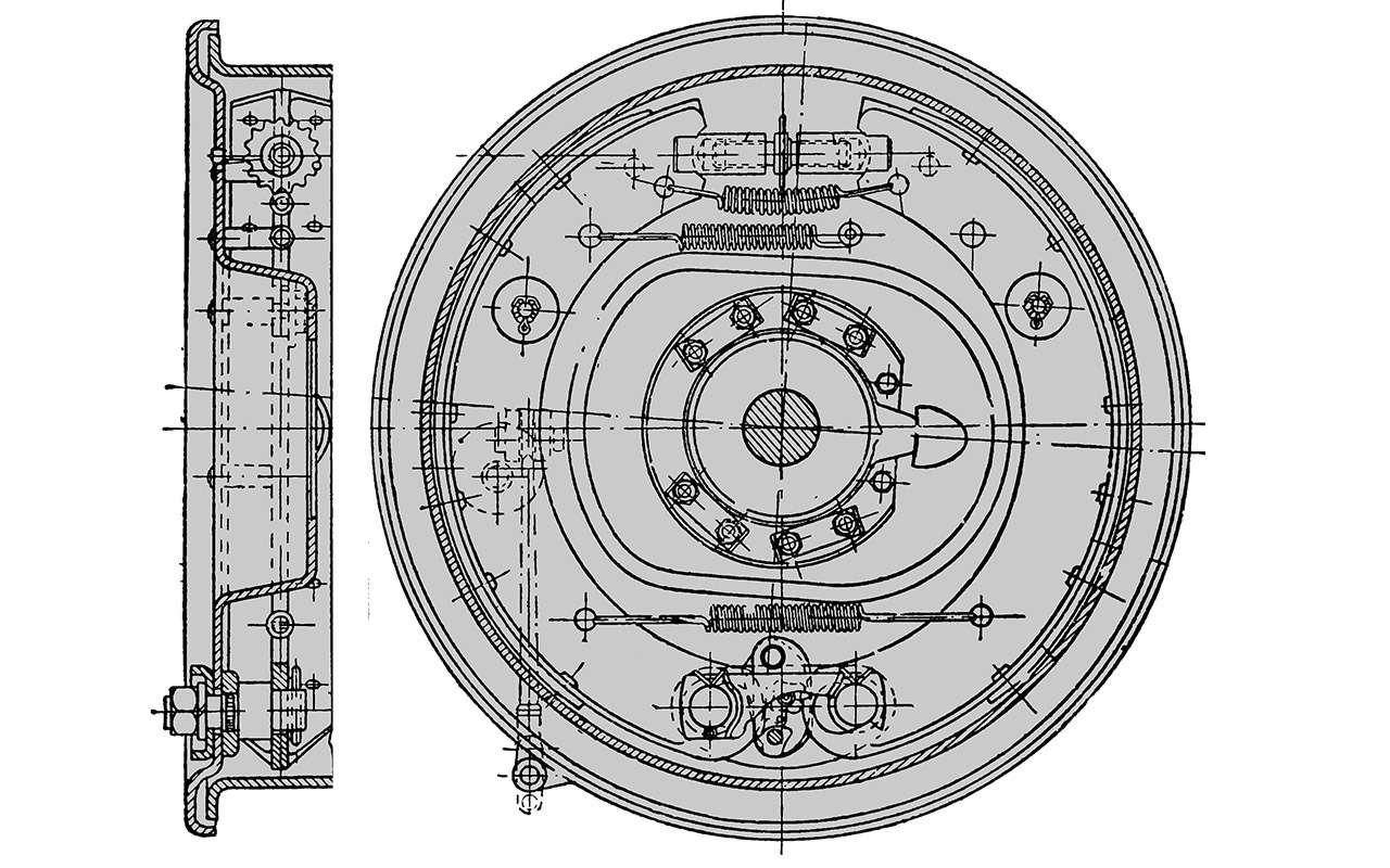 Советская «трехтонка»: заглянули вееродословную— фото 1283981