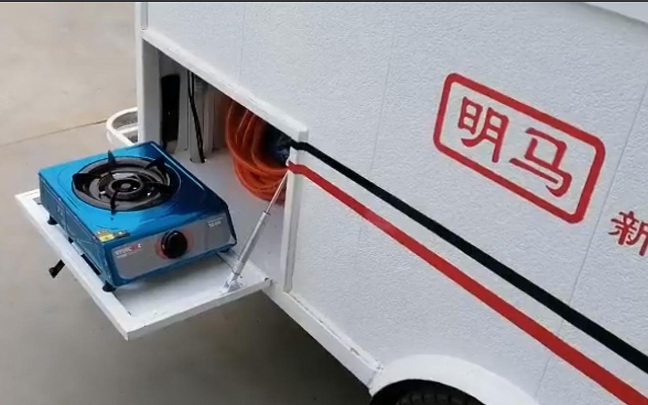 Автодом натрех колесах— китайский, маленький идешевый— фото 1113783