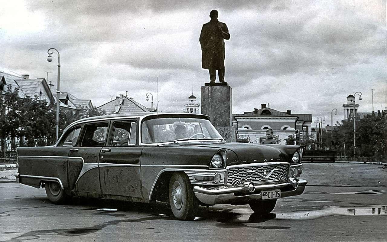 Самые дорогие автомобили вистории России (считаем вбутылках водки)— фото 771059