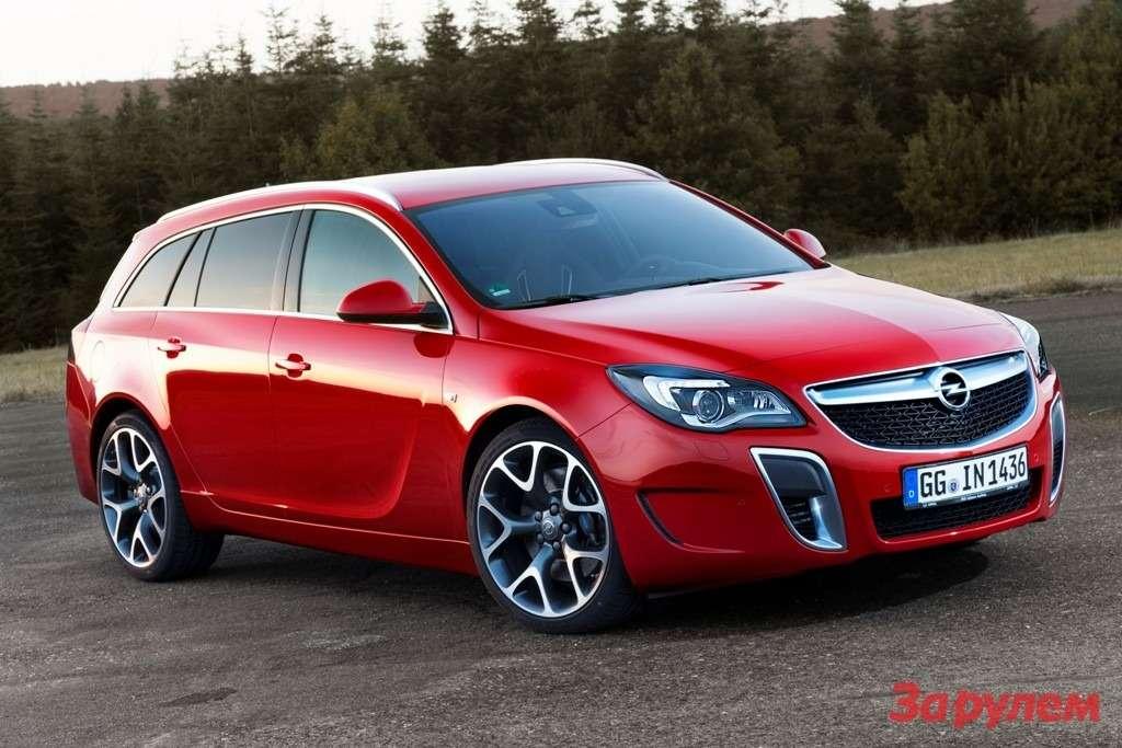 Opel Insignia OPC 287560