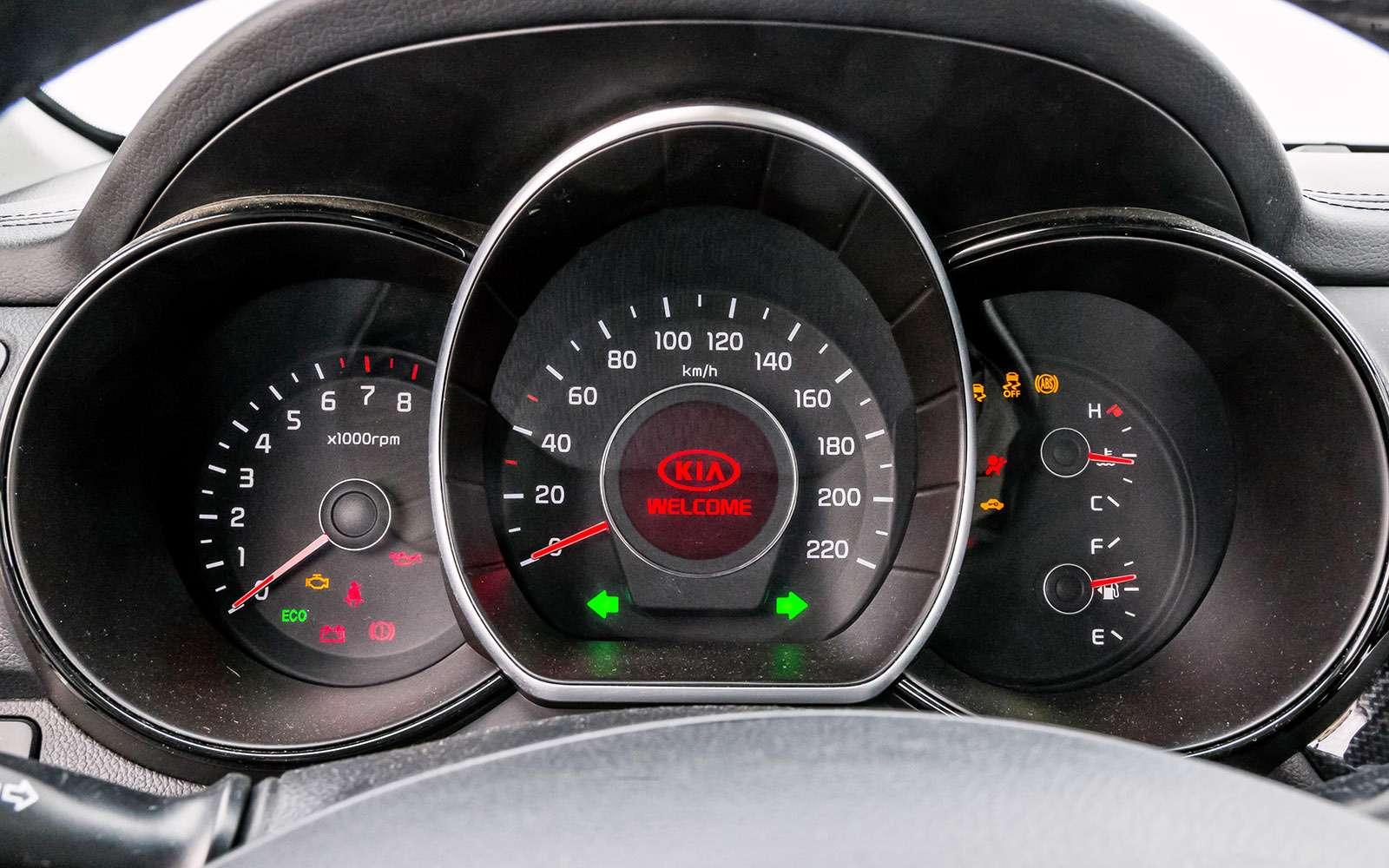 VWPolo GTпротив конкурентов: тест на«Смоленском кольце»— фото 644224