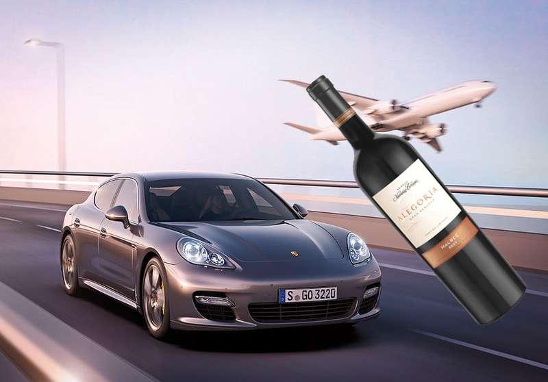 Аргентина готова пустить Porsche вобмен навино