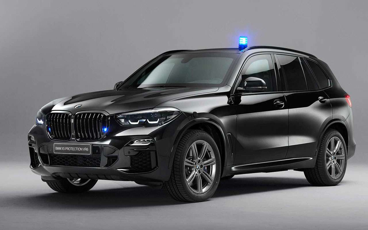 Новый BMW X5Protection— драйв, броня ипуля— фото 1122515