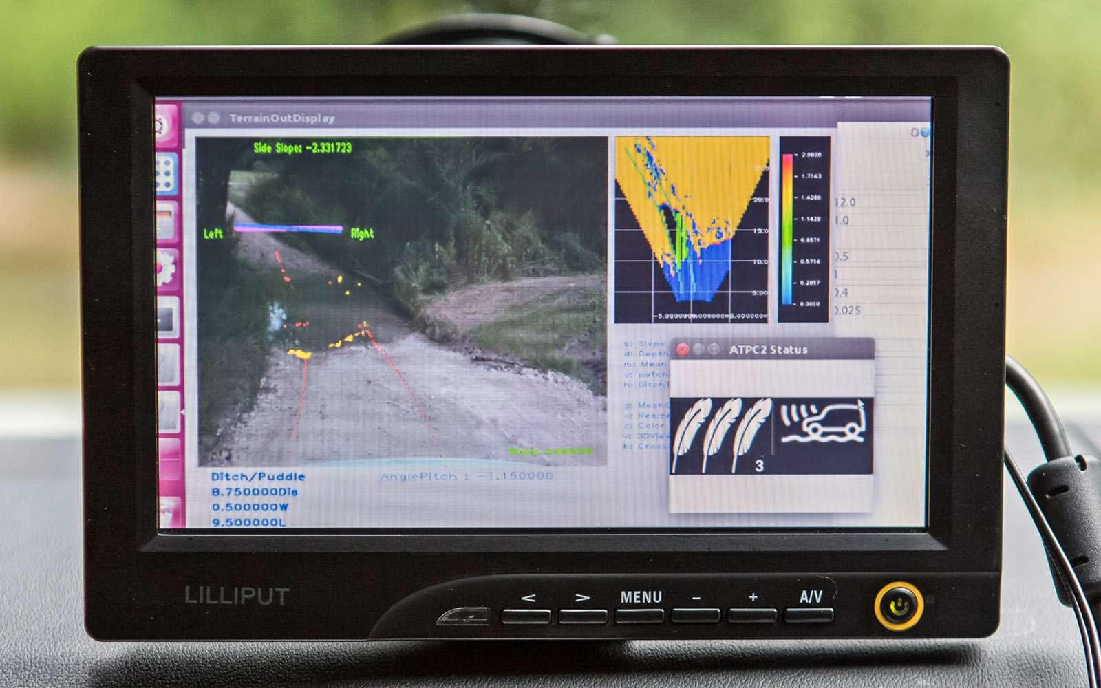 Перспективные технологии Jaguar Land Rover: длядорог инаправлений— фото 634876