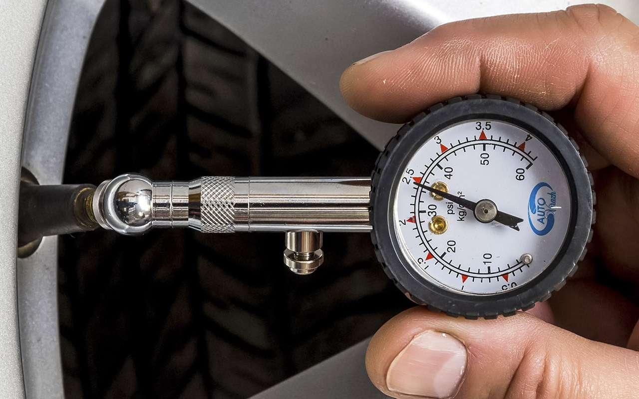 Выбираем шинный манометр— подешевле ипоточнее— фото 900974
