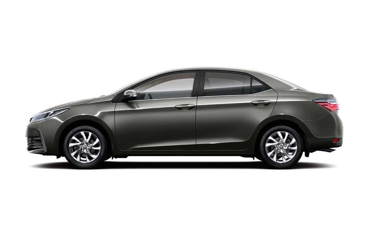 Новая Toyota Corolla: ищем отличия отпредшественницы— фото 924468