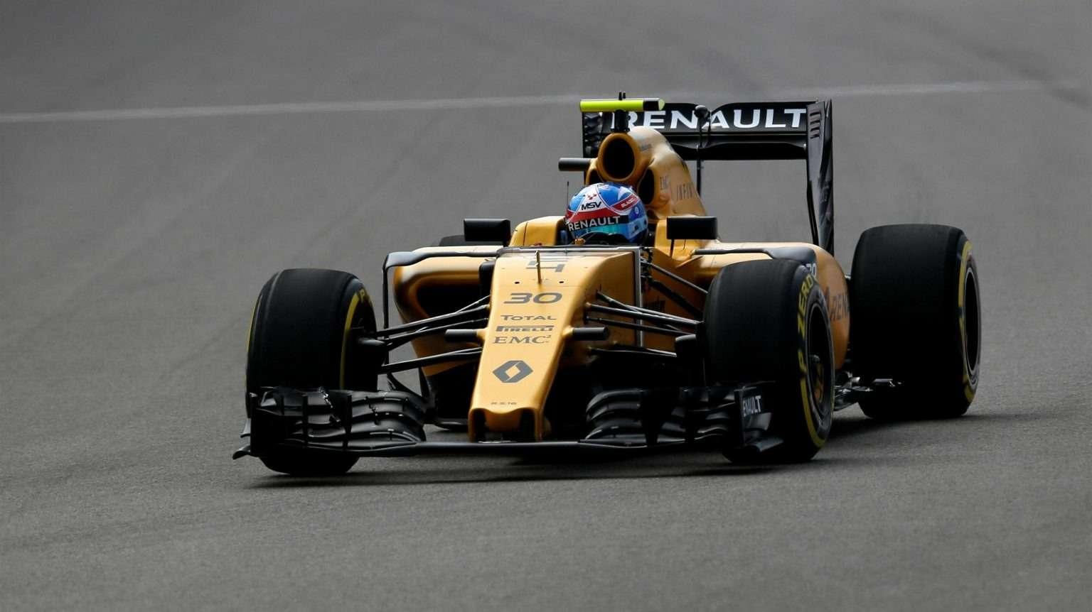 Renault, Формула 1, Сочи Автодром, Сочи, Гран При России