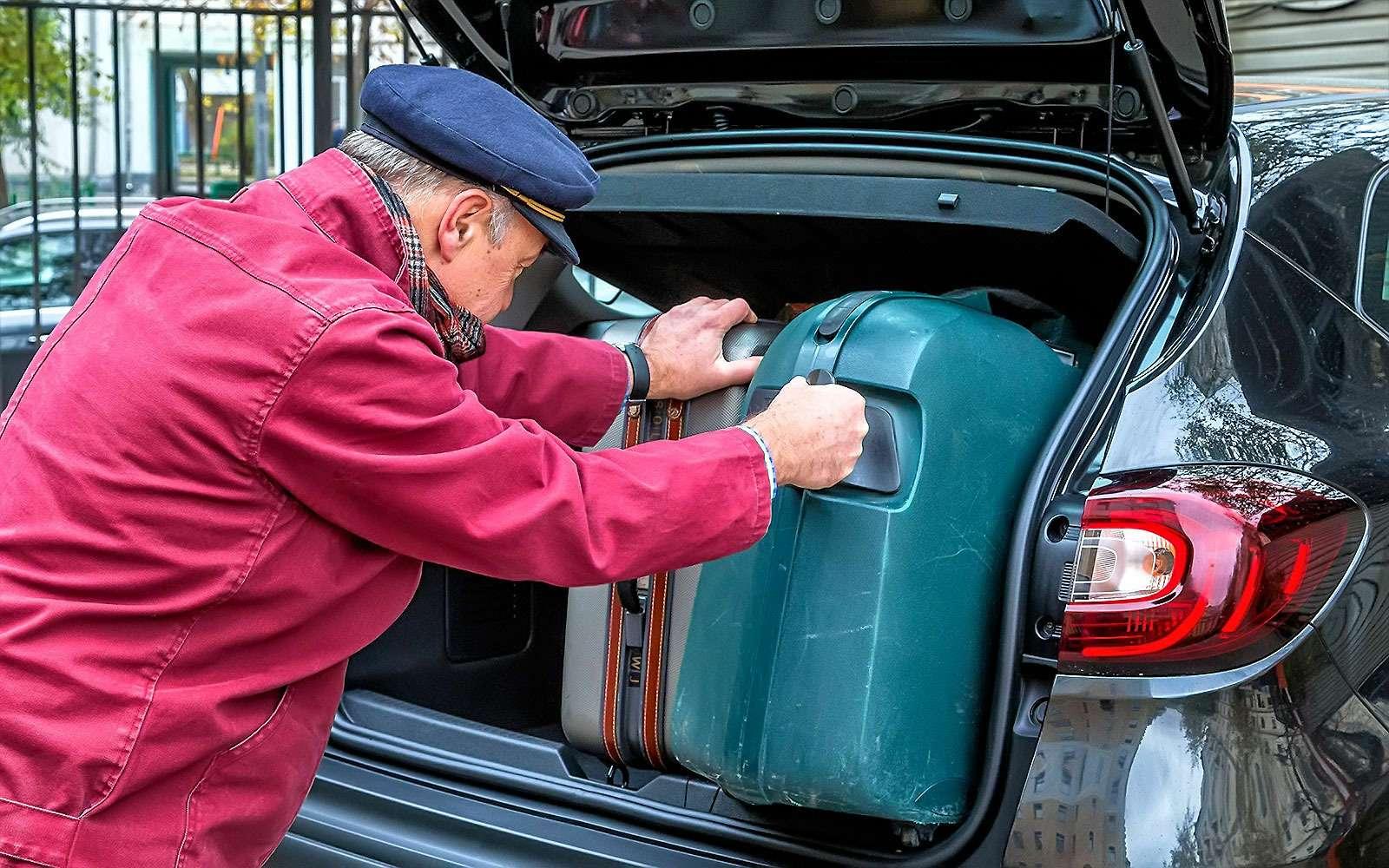 Смартфон, зонт ипрочие орудия убийства ввашем автомобиле— фото 775270