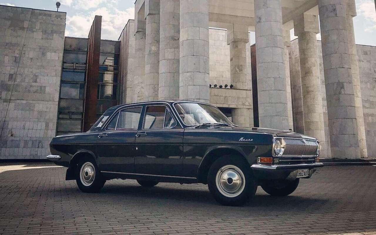 «Кривой» руль, 6-местный салон, адская цена... - невероятные факты о ГАЗ-24 - фото 1081865