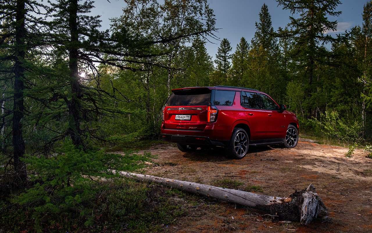 Олдскульный Chevrolet поцене 10Грант— первый тест ивидео— фото 1265294