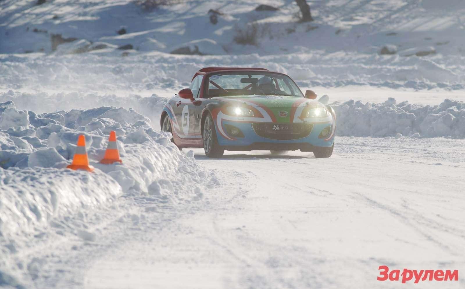 Mazda MX5Ice Race 2013     69
