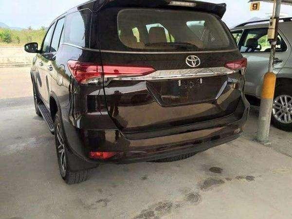Toyota подготовила обновление внедорожника Fortuner— фото 383080