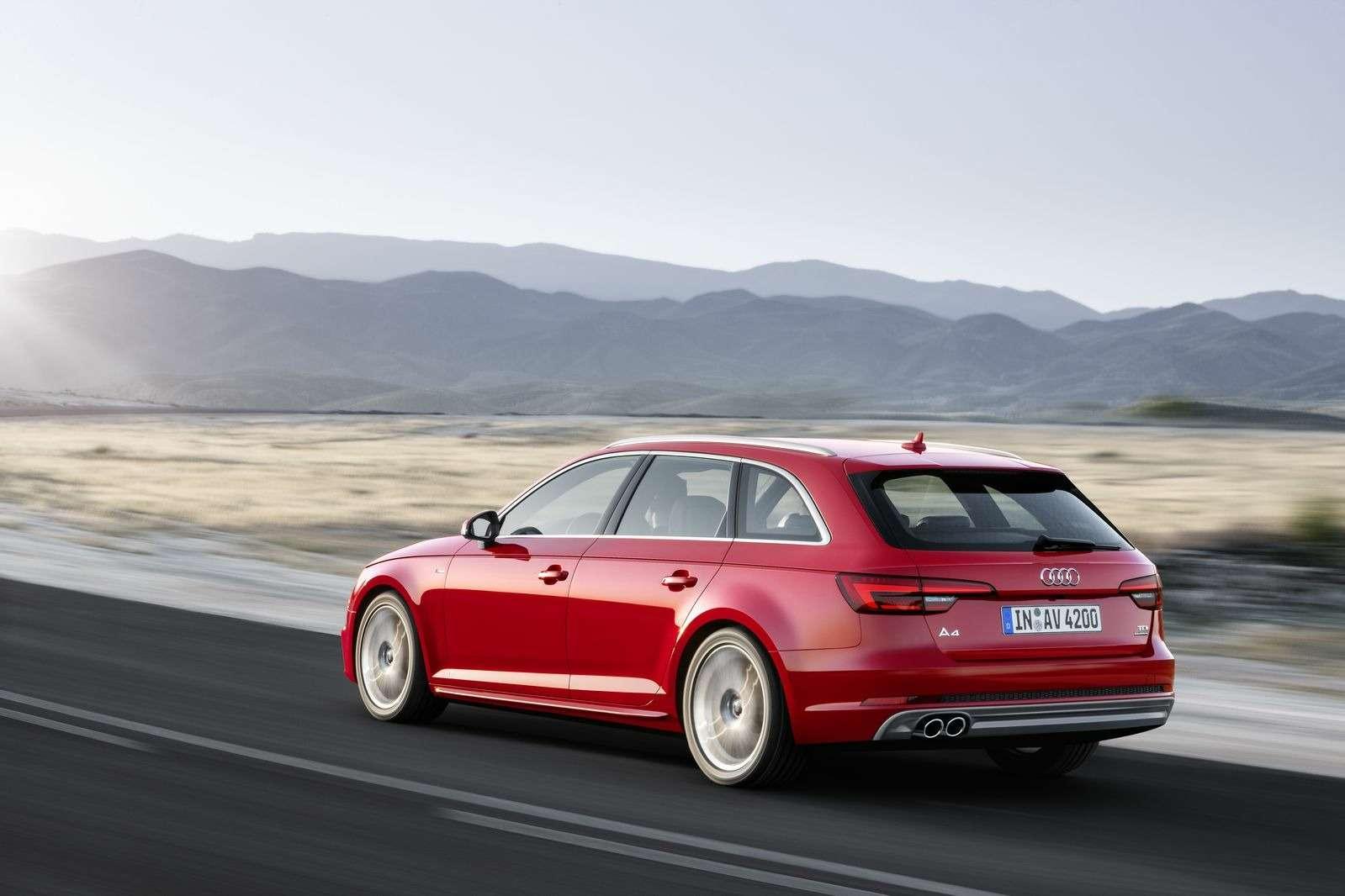 Audi A4Avant 3.0TDI quattro 7