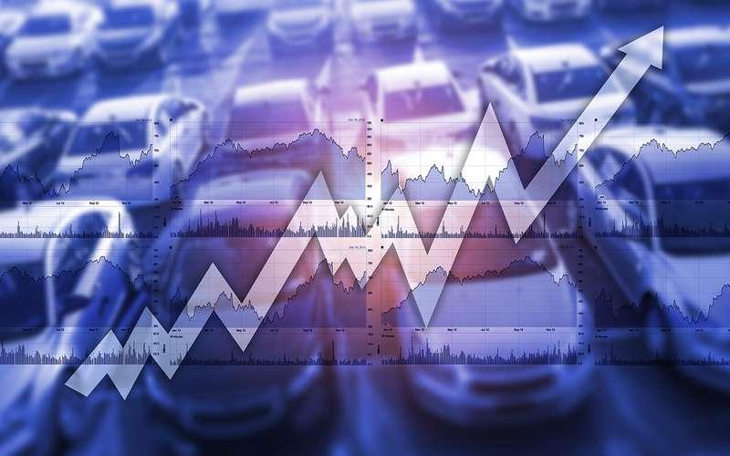 Средняя цена нового автомобиля вРоссии достигла 1,42млн рублей