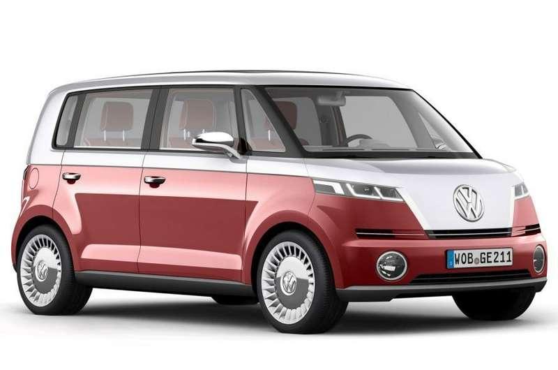 Концепт Volkswagen Bulli