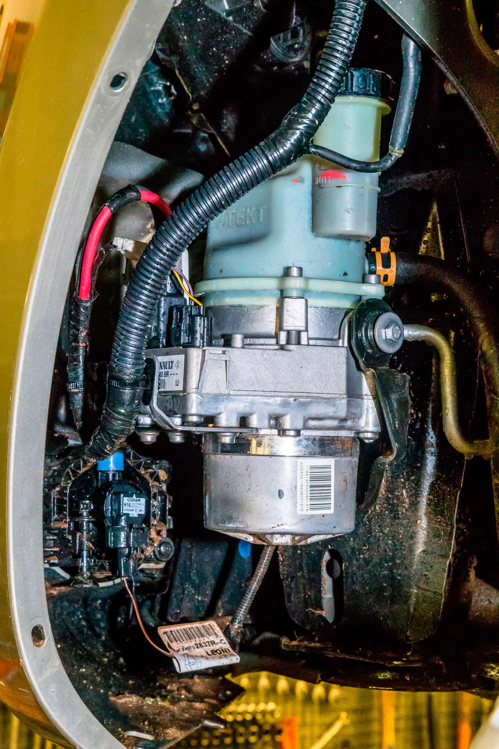 Экс-таз: как Lada XRAY показал себя втесте наремонтопригодность— фото 568469