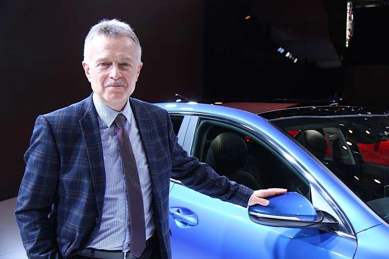 Валерий Тараканов, директор помаркетингу «Киа Мотор Рус».