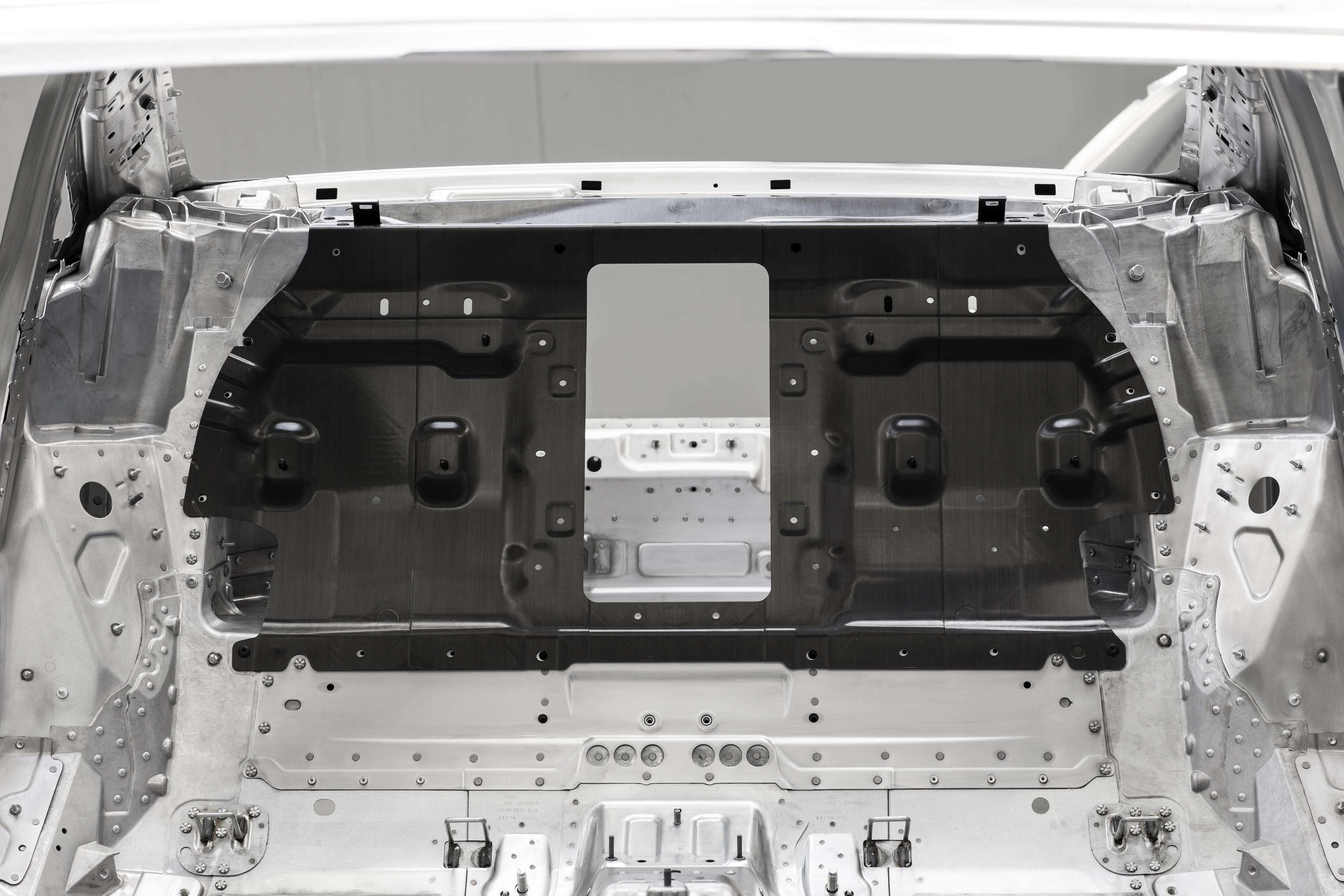 Новый Audi A8: работа надошибками BMW— фото 732826