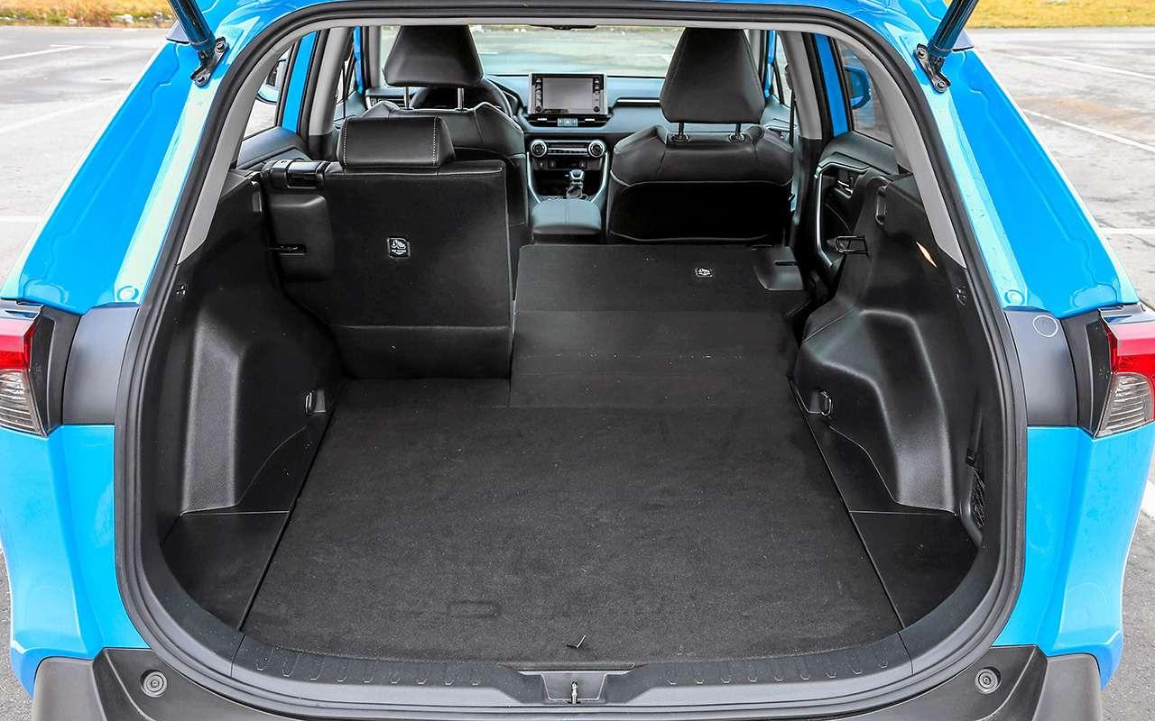 Новый Toyota RAV4, Forester иOutlander: большой тест кроссоверов— фото 1057732