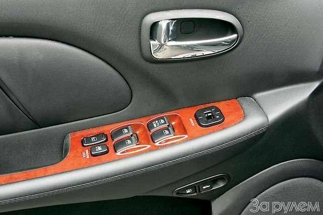 Hyundai NF, Hyundai Sonata. Налигу выше— фото 59042