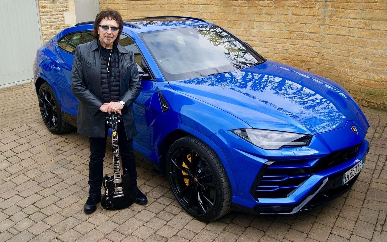Изобретатель хеви-метал купил Lamborghini Urus— фото 1240857
