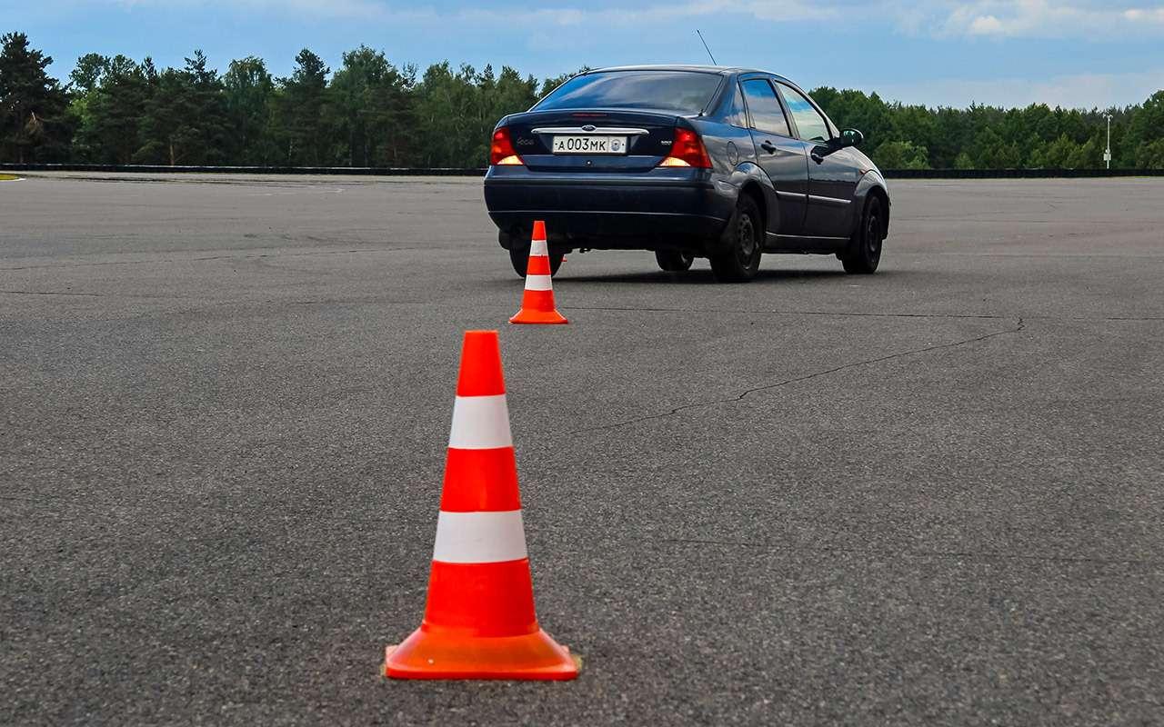 Учимся вождению уФСО (без мигалок ине повстречке)— фото 894374