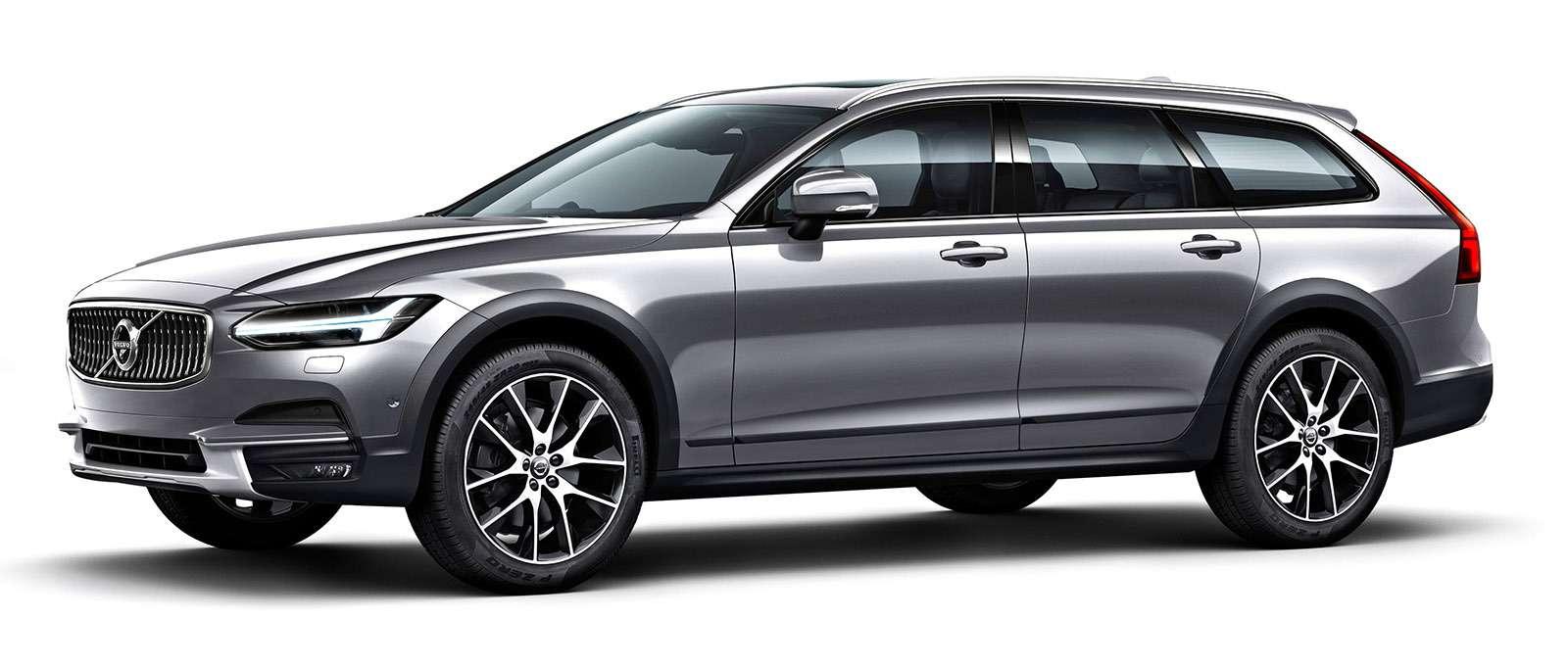 Новый Volvo V90 Cross Country: не чемодан!— фото 654909