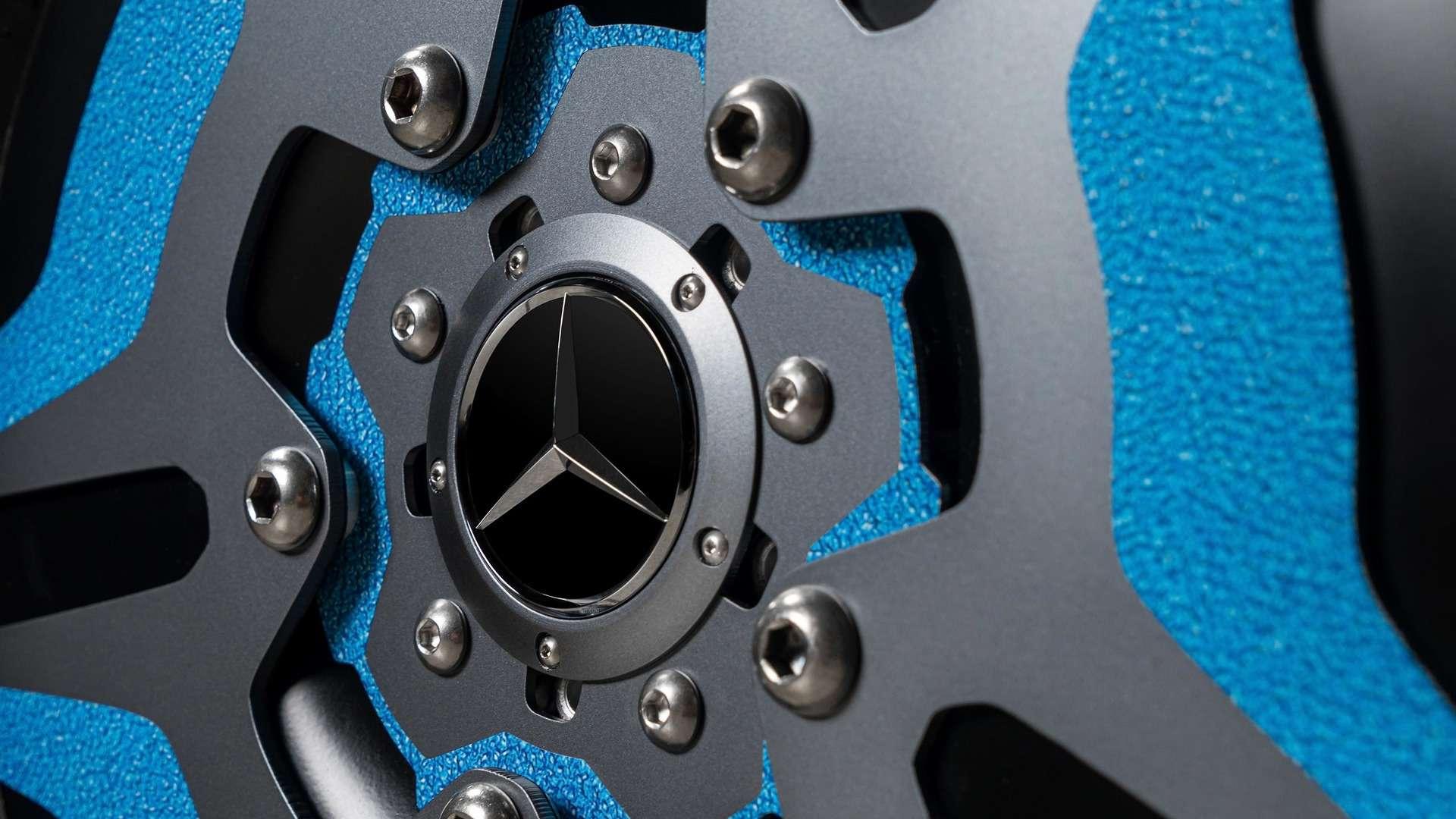 Чемодан сручкой: Mercedes-Benz Vito превратили вмечту автомеханика— фото 705795