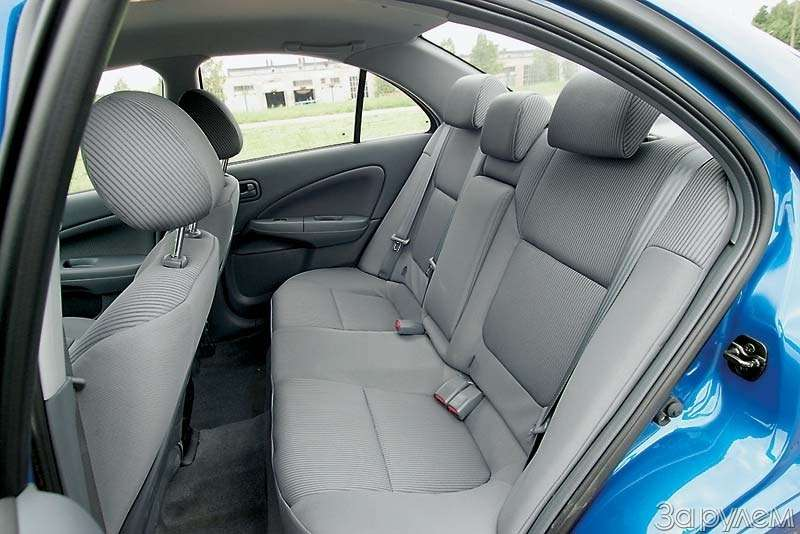 Тест Kia Spectra, Renault Logan, Nissan Almera Classic. Отбатонов доседанов— фото 66414