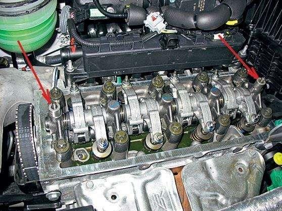 Тест-ремонт Peugeot 206: Парад-алле— фото 91548