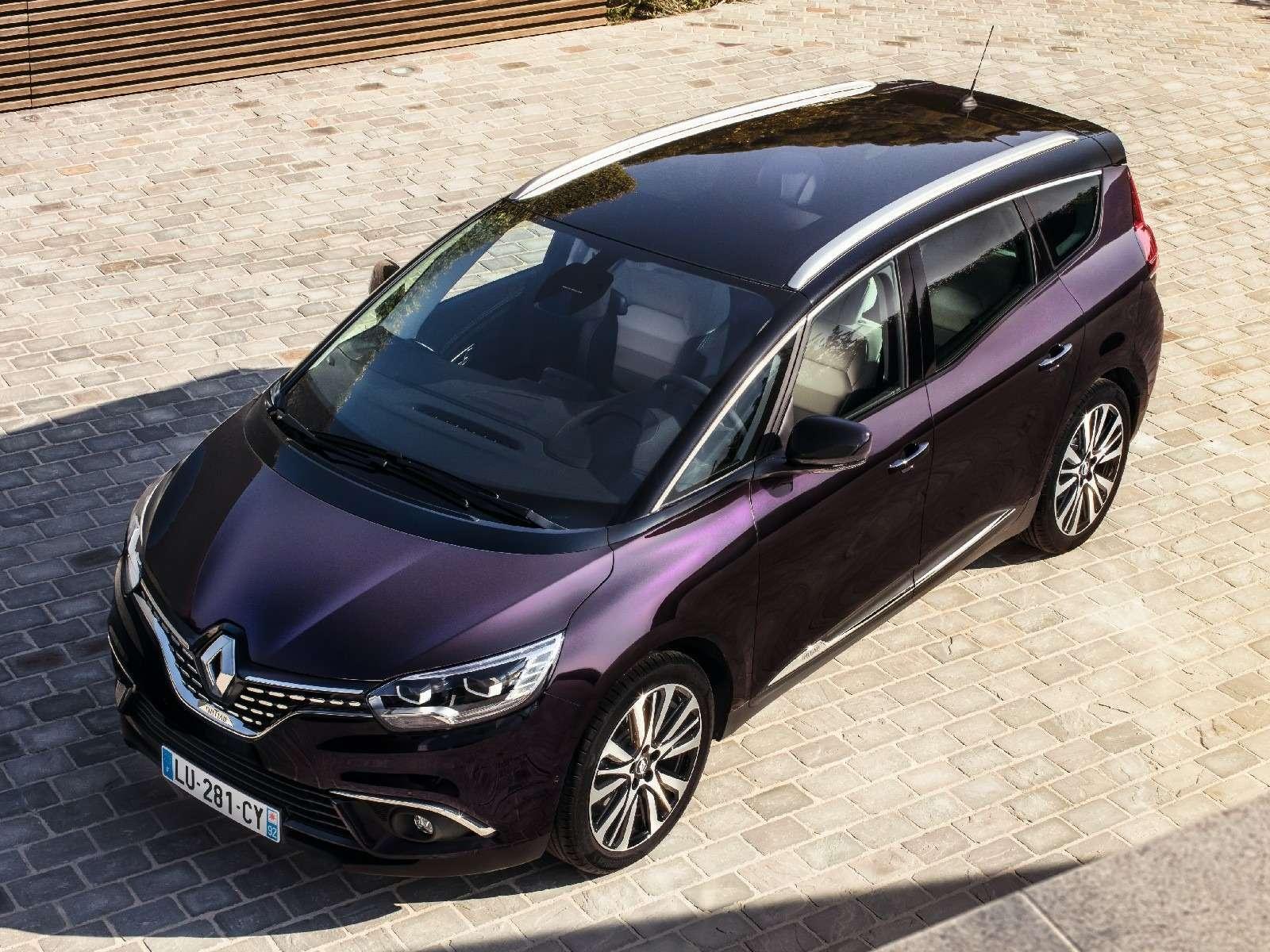 Парижский гламур: новый Renault Scenic стал еще красивее— фото 759180