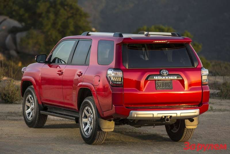 Toyota 4Runner 2014 1600x1200 wallpaper 0e